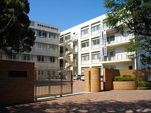 300px-Shakujii_High_School